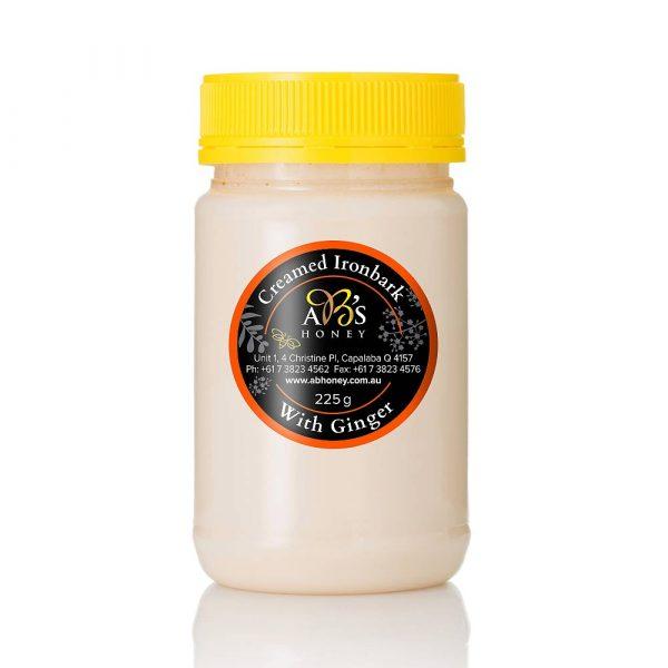 creamed-ginger-honey