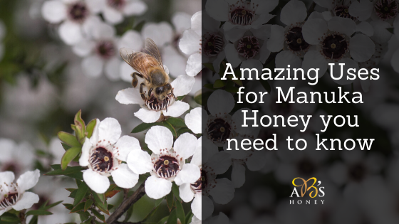 manuka honey uses