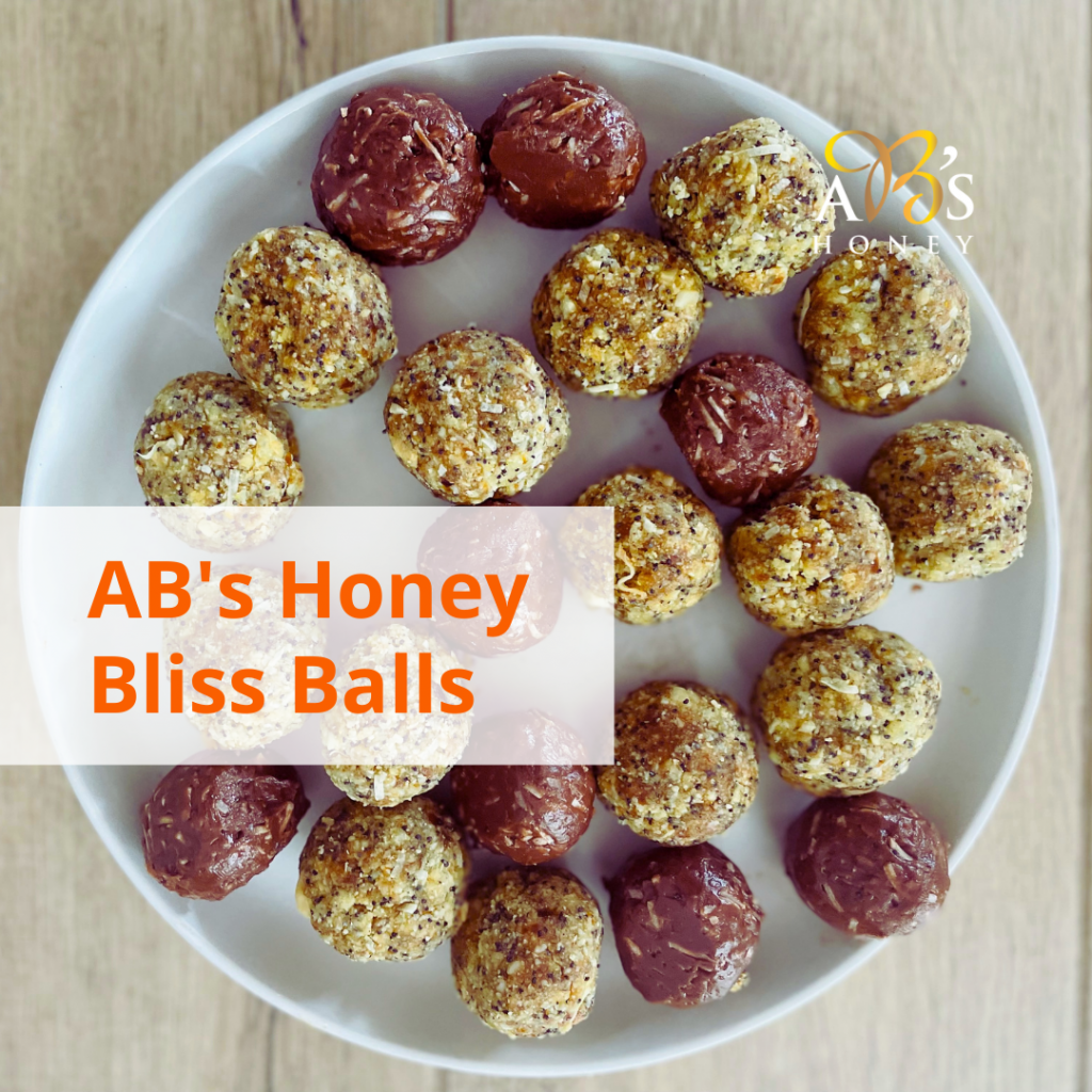 AB's Manuka Honey Bliss Balls